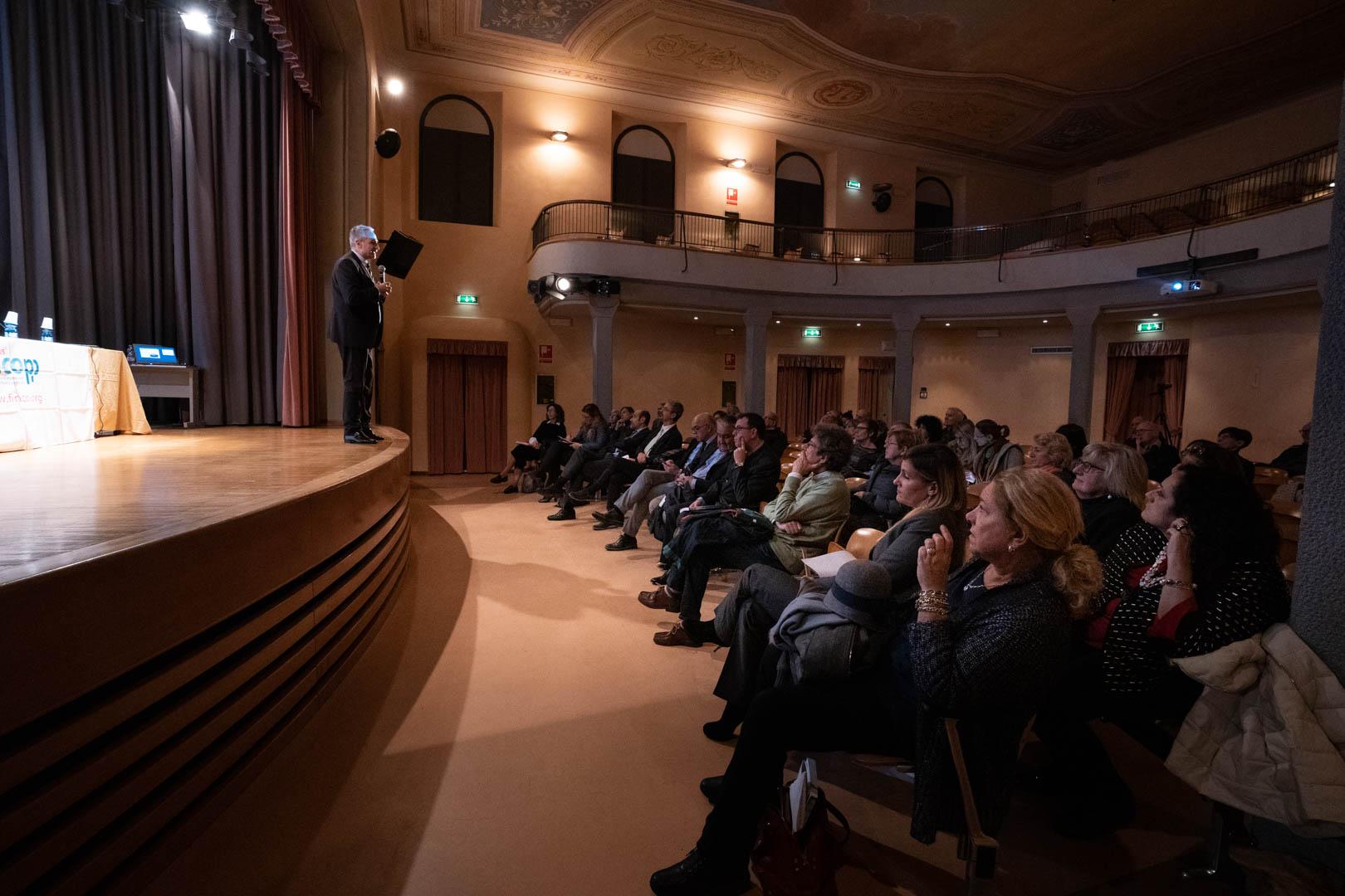 1 - Apertura lavori - IL 2° LIBRO BIANCO DELL'INCONTINENZA - Seriate, 20.11.2019