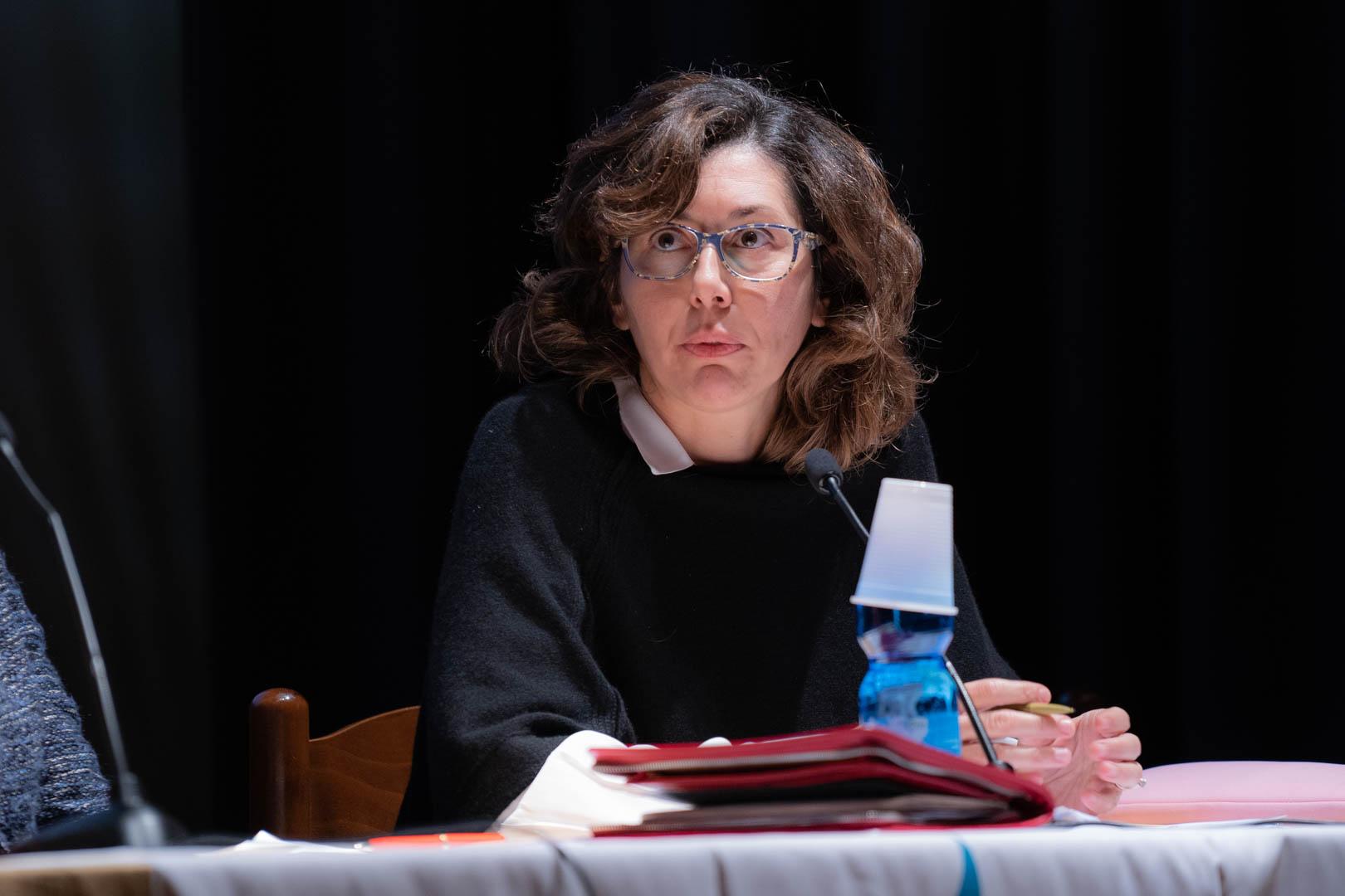 12 - Interviene la Dott.ssa Ileana Luglio - IL 2° LIBRO BIANCO DELL'INCONTINENZA - Seriate, 20.11.2019