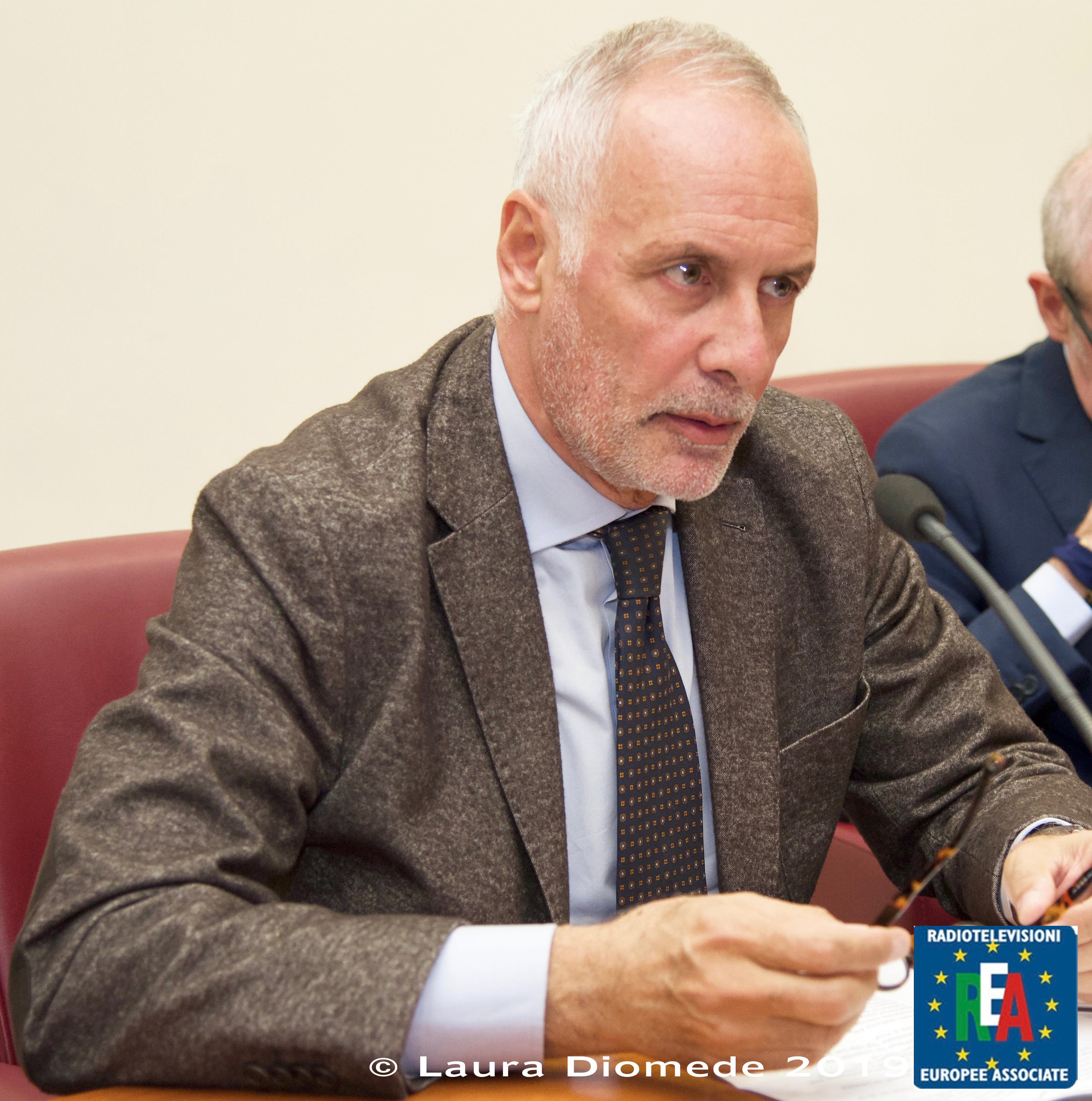 13 - Interviene Luigi Cecere, Vice Presidente AIMAR