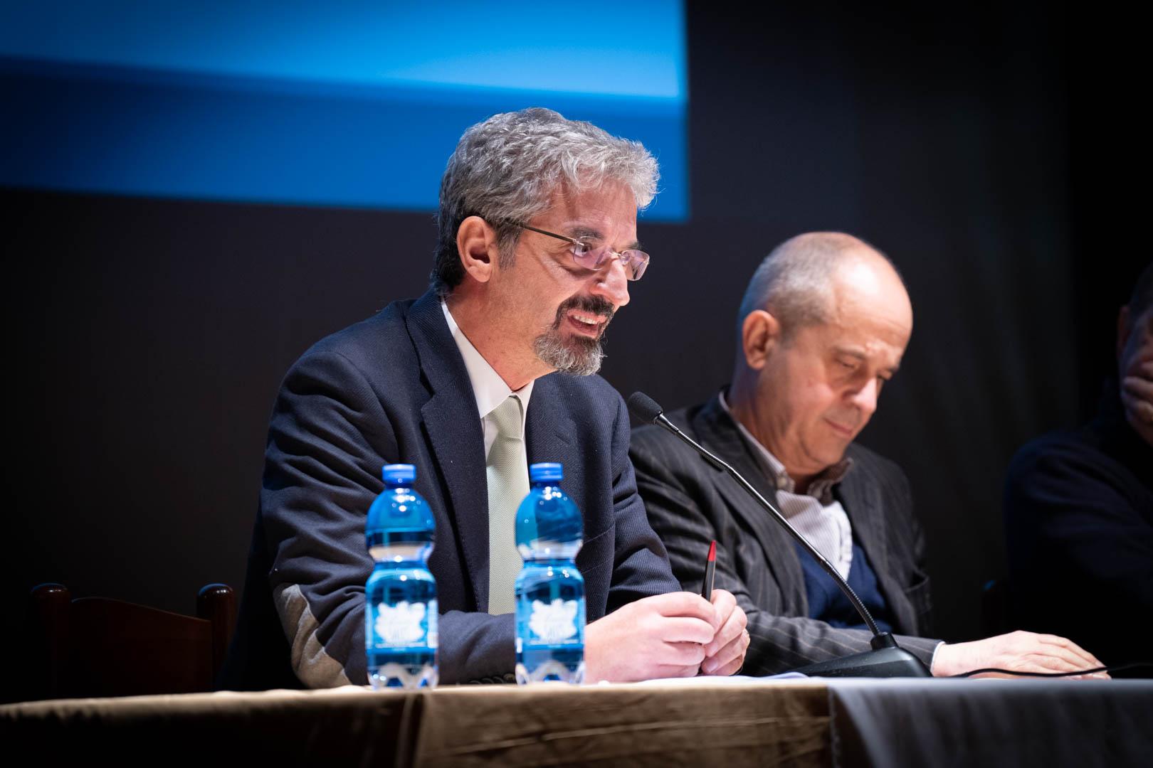 13 - Interviene il Dott. Carlo Alberto Tersalvi - IL 2° LIBRO BIANCO DELL'INCONTINENZA - Seriate, 20.11.2019