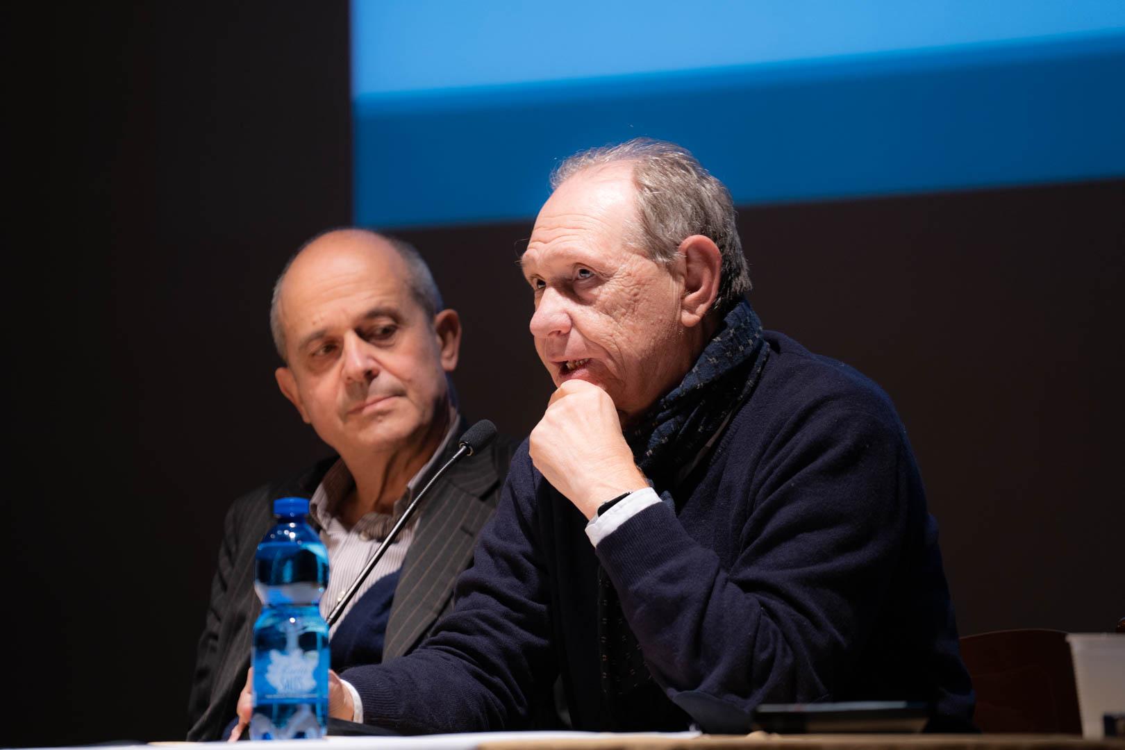 19 - Interviene il Dott. Eugenio Lanza - IL 2° LIBRO BIANCO DELL'INCONTINENZA - Seriate, 20.11.2019