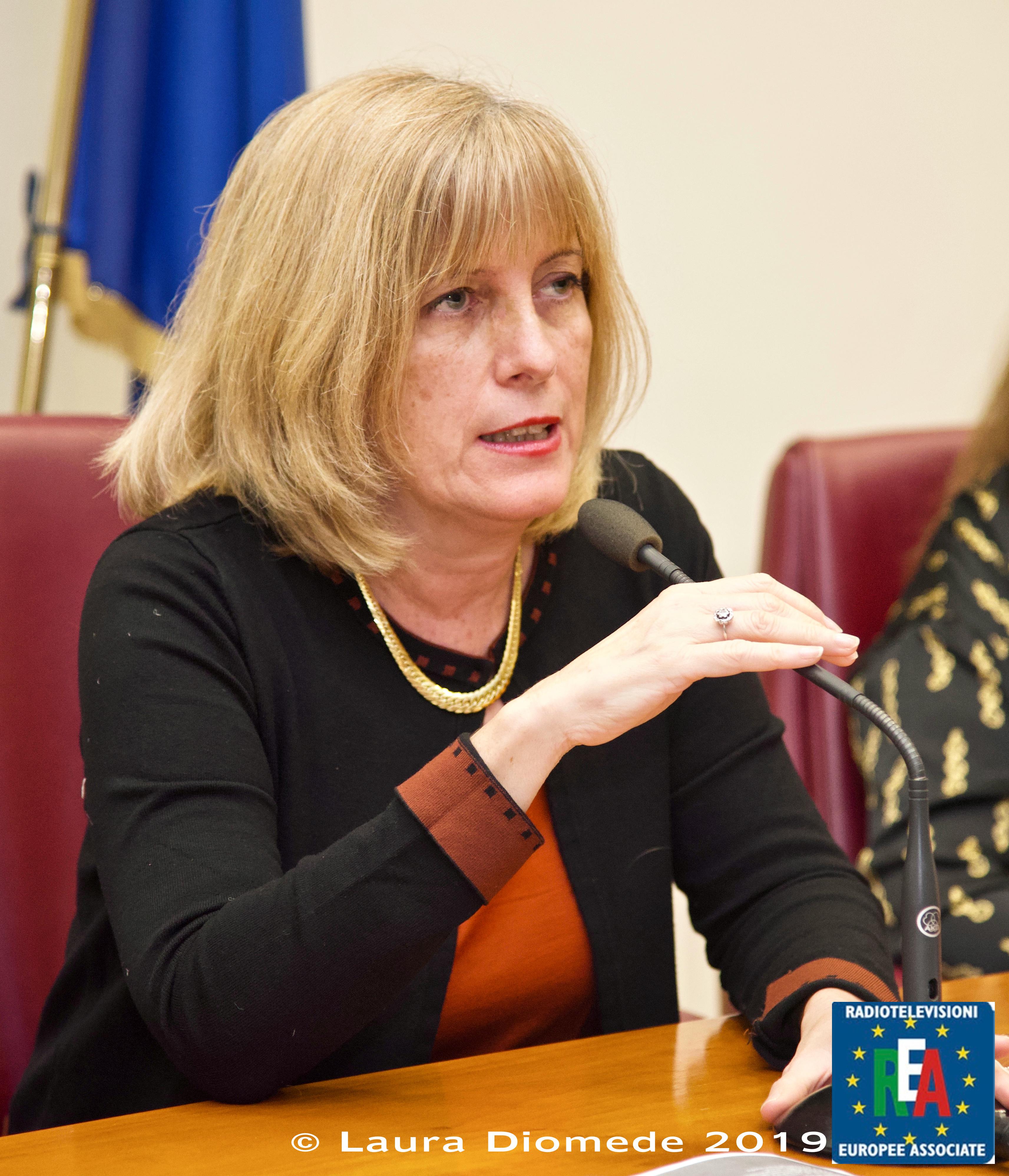 2 - Interviene Fernanda Gellona - Confindustria