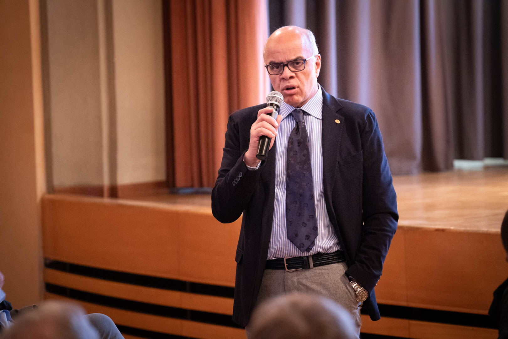 2 - Interviene il Dott. Ranieri - IL 2° LIBRO BIANCO DELL'INCONTINENZA - Seriate, 20.11.2019