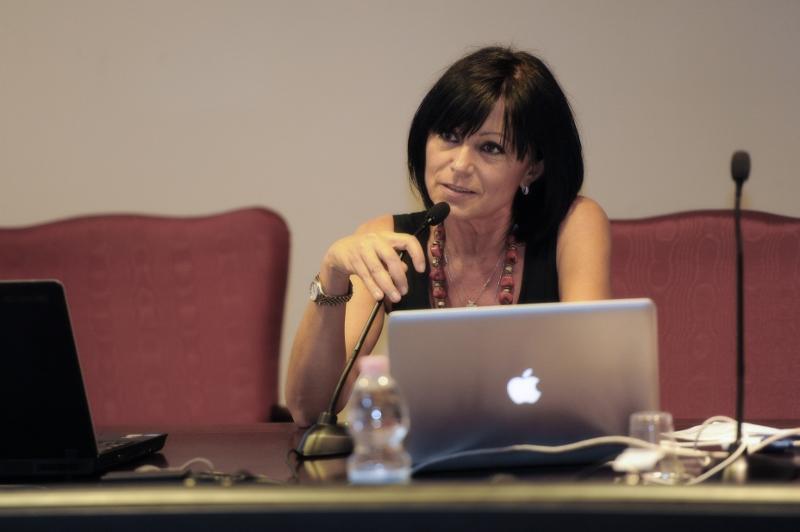 28.6.2012 Interviene Donatella Giraudo, Fisioterapista
