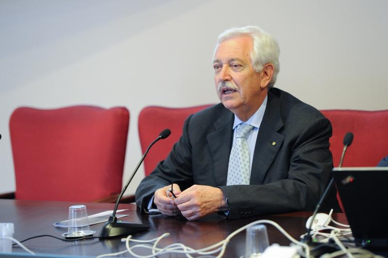 28.6.2012 Interviene Roberto Magri, Presidente Consiglio, Provincia di Bergamo