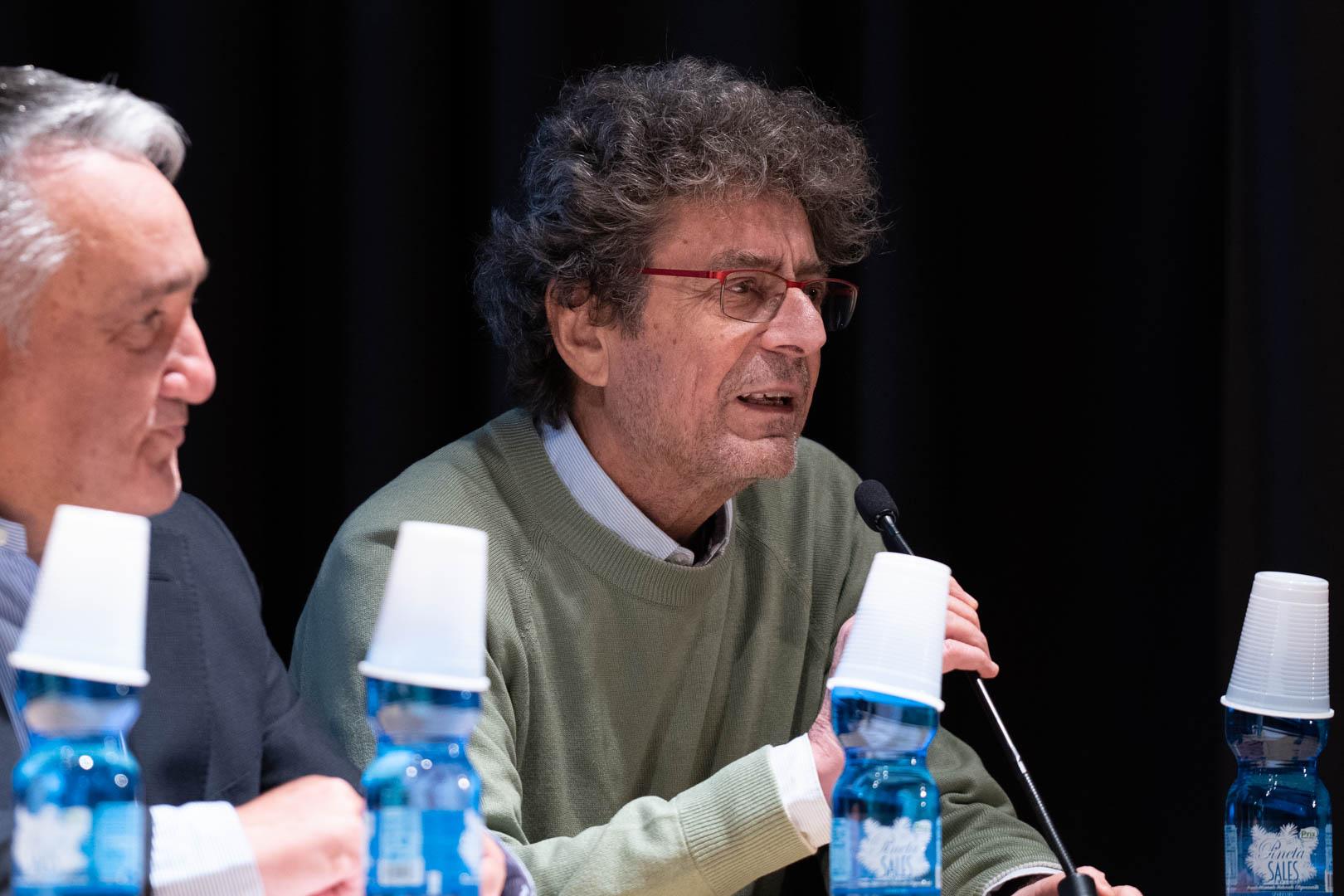 3 - Interviene il Dott. Baudino - IL 2° LIBRO BIANCO DELL'INCONTINENZA - Seriate, 20.11.2019