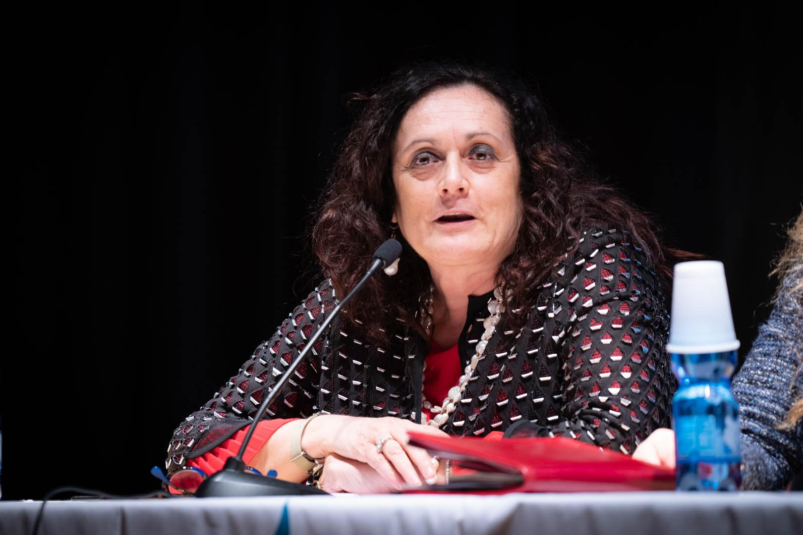 4 - Interviene la Dott.ssa Silvia Vicario - IL 2° LIBRO BIANCO DELL'INCONTINENZA - Seriate, 20.11.2019