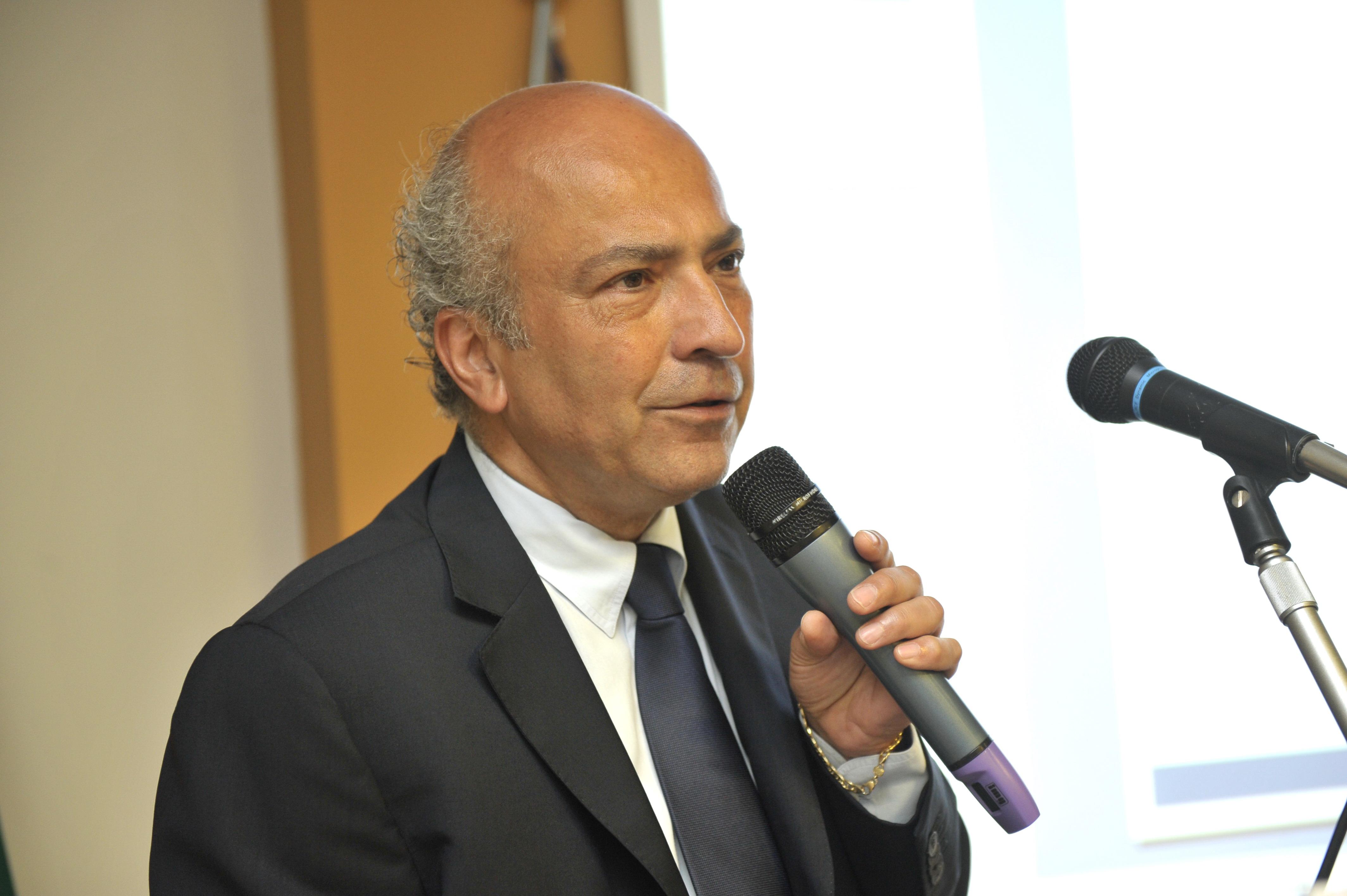 6.6.2015 - Interviene Alfio Amato, Segretario Nazionale SIAPAV, Angiologo