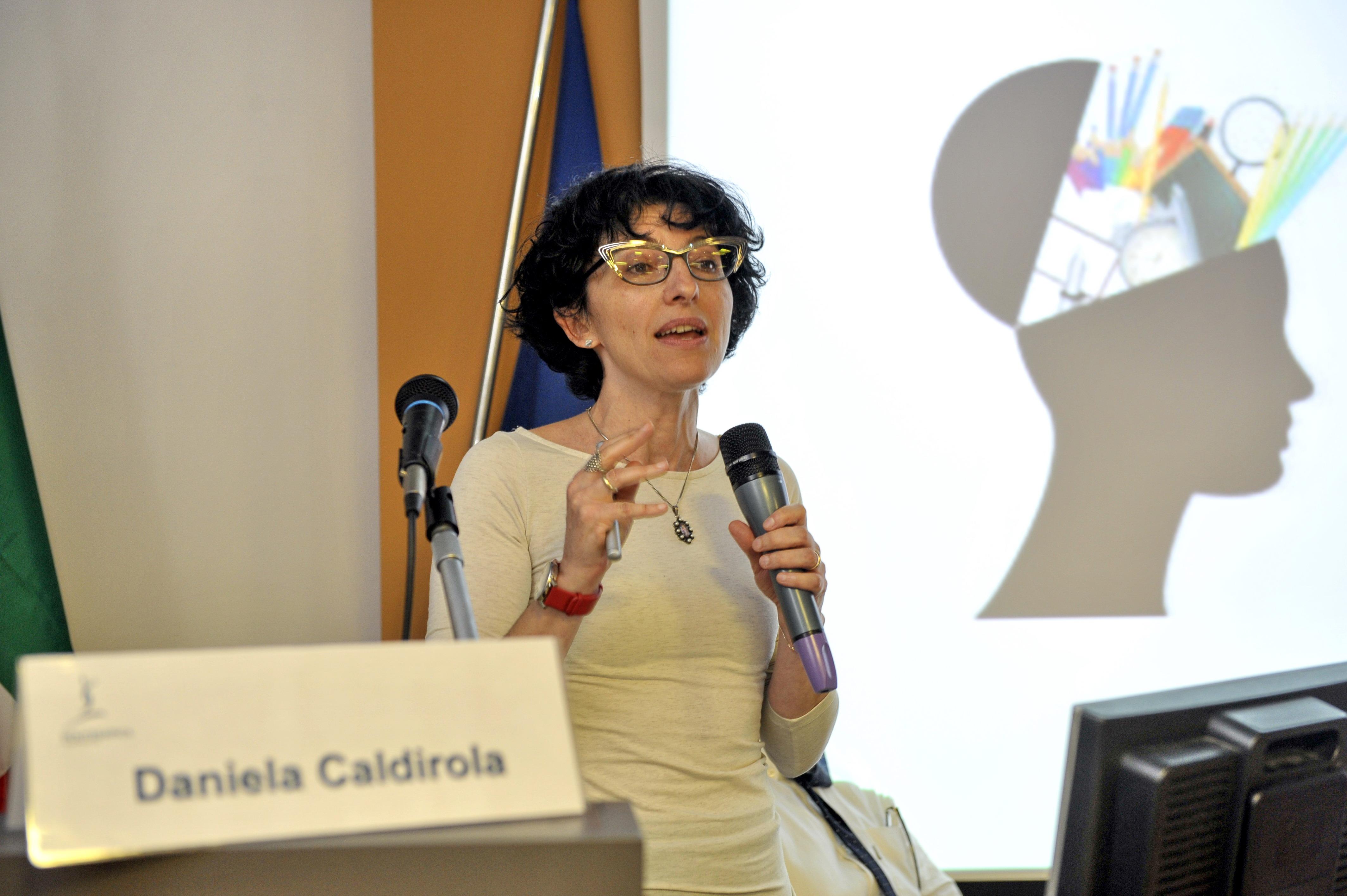 6.6.2015 - Interviene Daniela Caldirola, Psichiatra