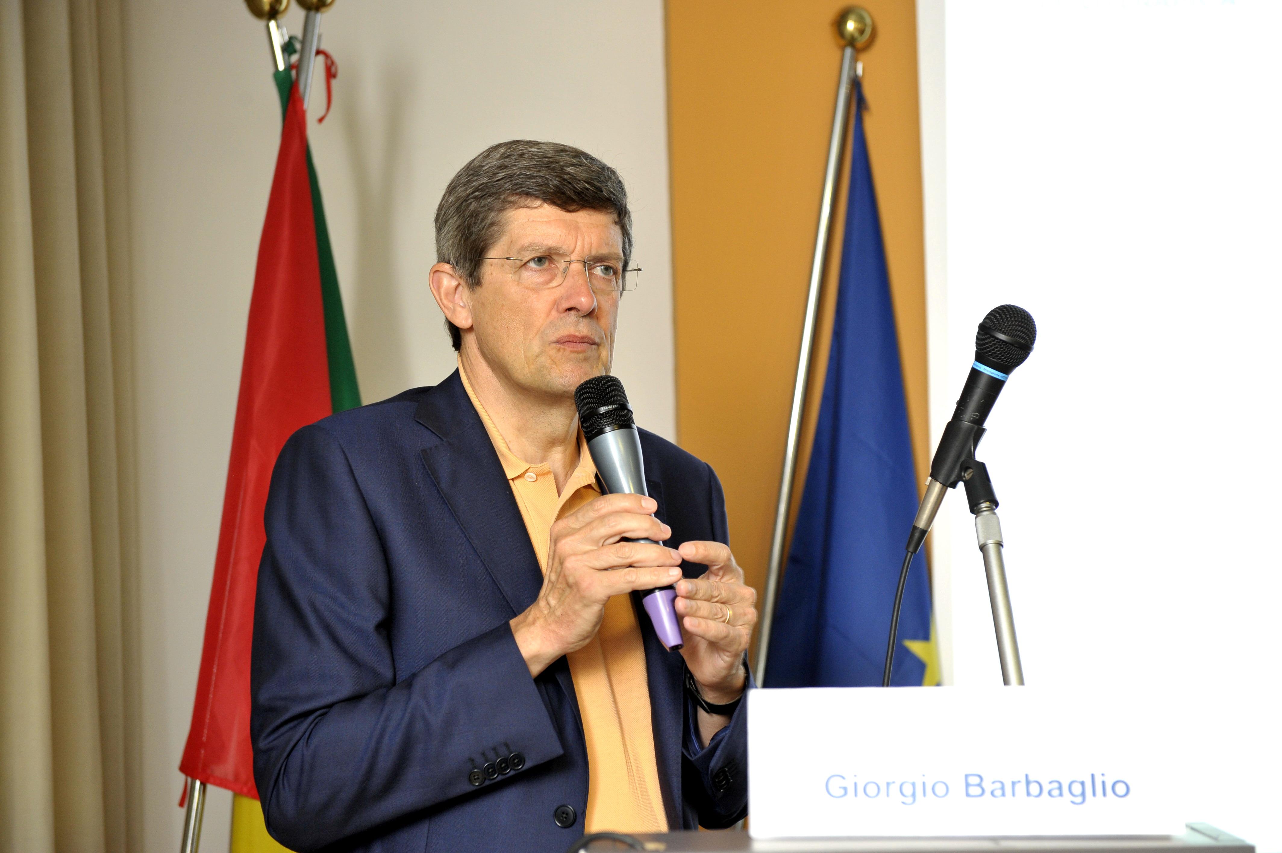 6.6.2015 - Interviene Giorgio Barbaglio, Direttore Sanitario ASL Bergamo 2