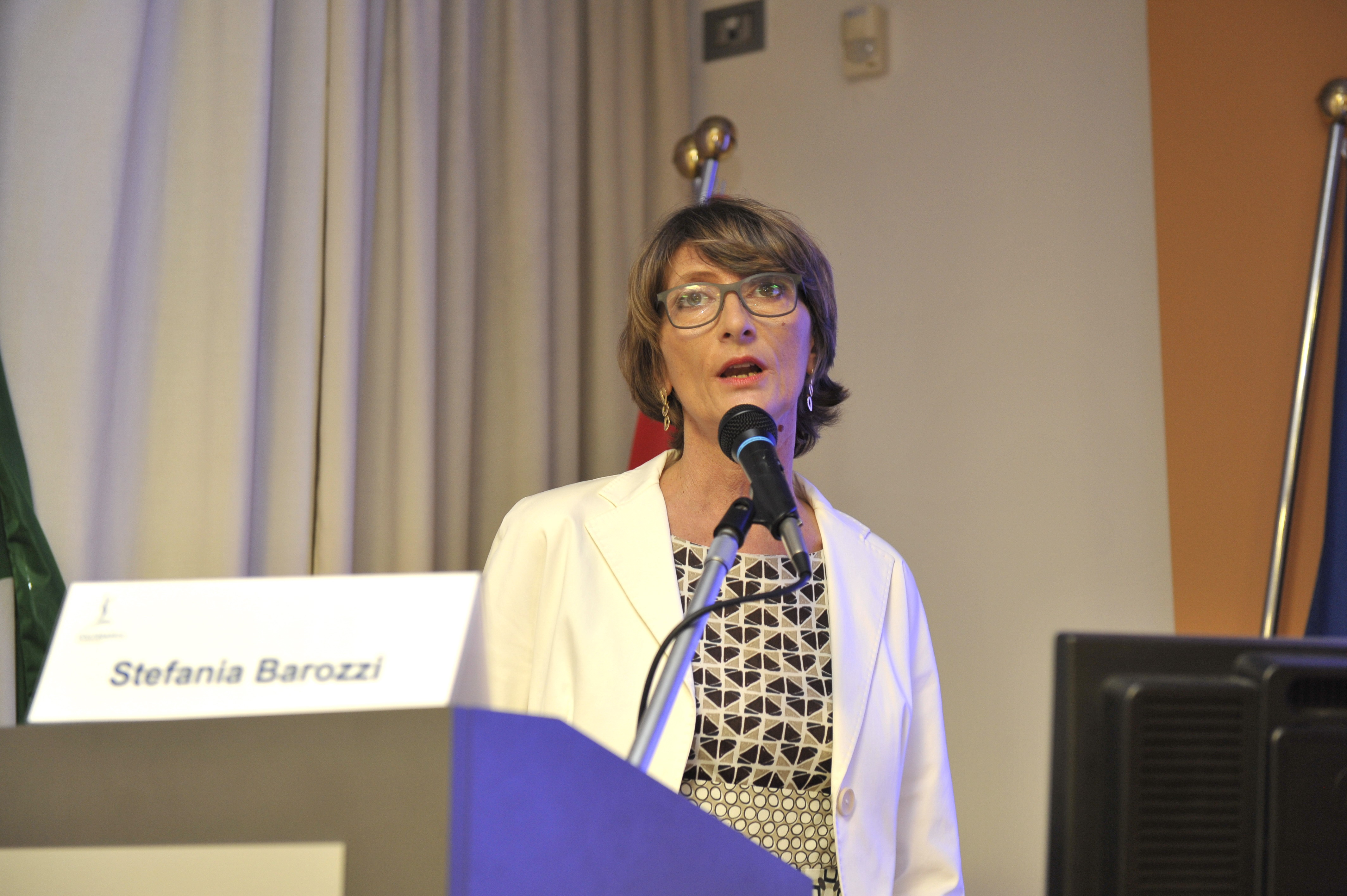 6.6.2015 - Interviene Stefania Barozzi, Audiologa, Otorinolaringoiatra