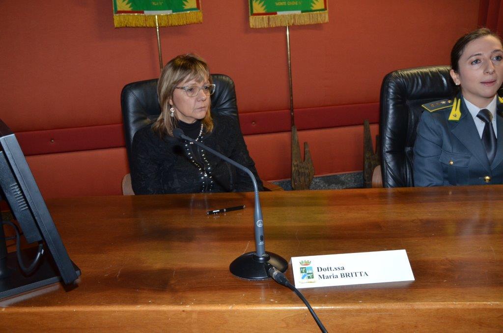 Dott.ssa Maria Britta - Endocrinologa in Politerapica