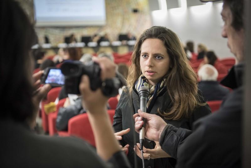 Diana Prada - Intervista a Bergamo TG