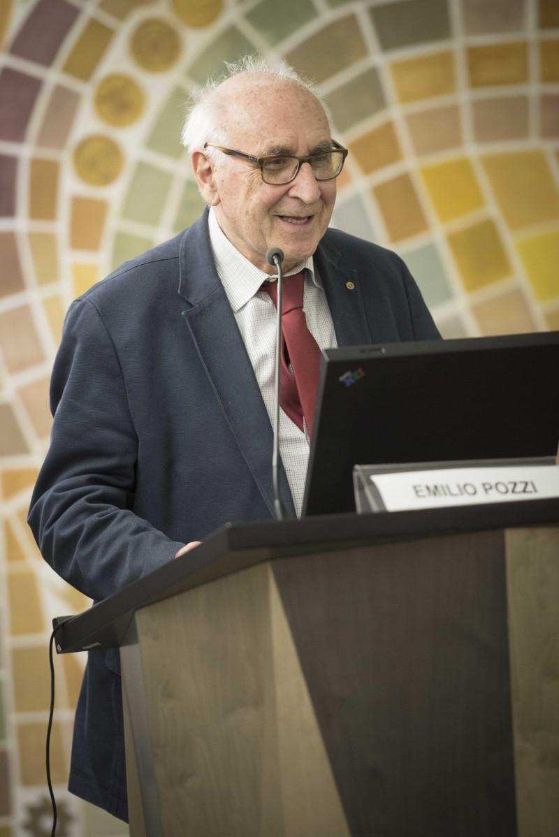 Emilio Pozzi - Presidente Ordine dei Medici di Bergamo