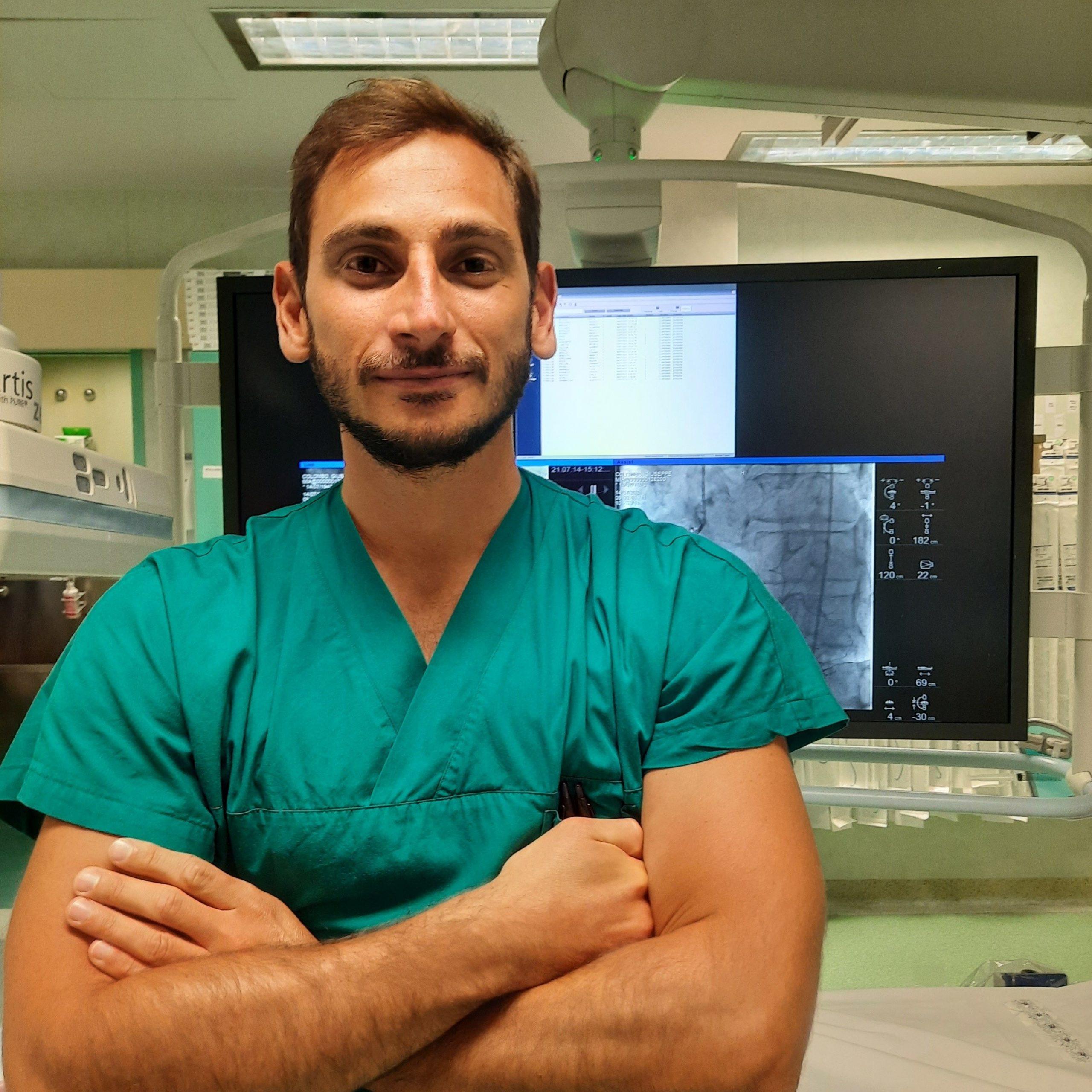 Dott. Fernando Scudiero - Cardiologo interventista