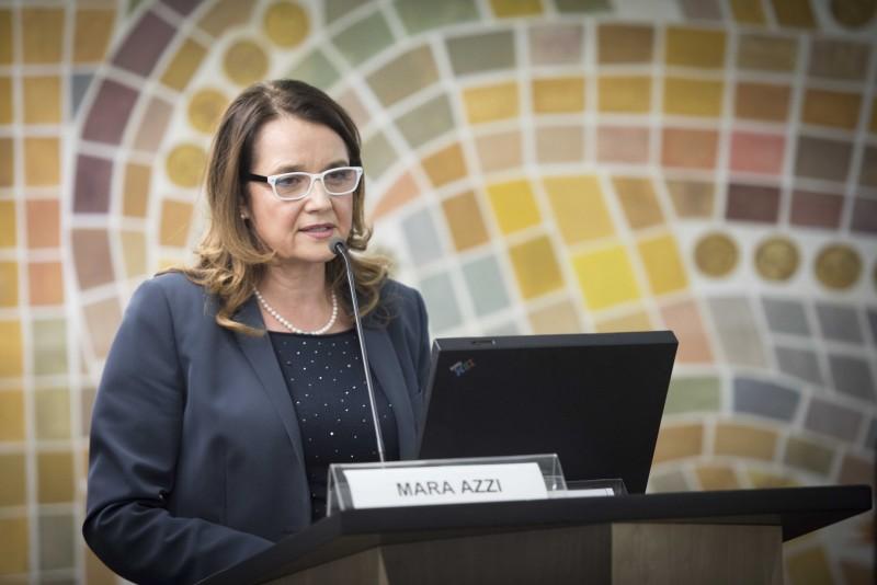 Mara Azzi - Direttore Generale ATS Bergamo