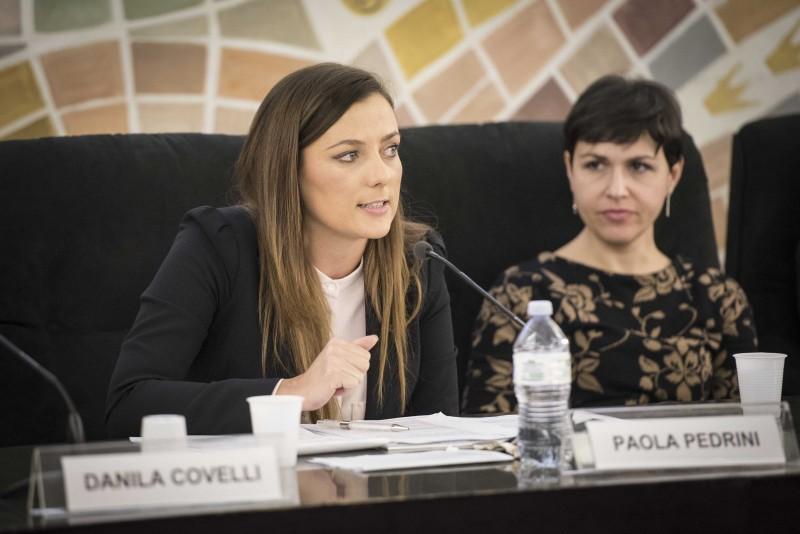 Paola Pedrini e Silvia Nozza - Discussione multidisciplinare