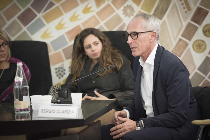 Sergio Clarizia e Diana Prada - Discussione multidisciplinare