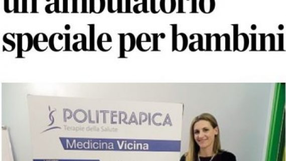 Ambulatorio del bambino in Politerapica