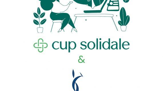 CUP Solidale e Politerapica lavorano insieme