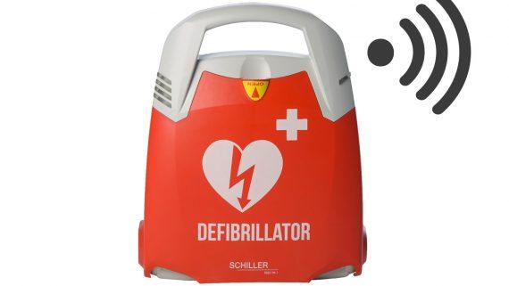 Un defibrillatore in Politerapica