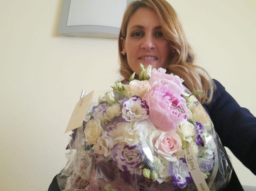 Valeria Perego psicologa e psicoterapeuta