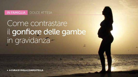Vene gonfie in gravidanza di Marta Guerini